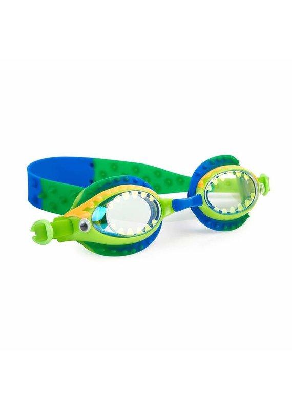 Bling2O *****Bling2o Slime Ogre Green Swim Goggles