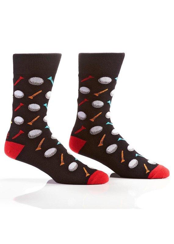 YOSOX ****Hole-in-One Men's Socks