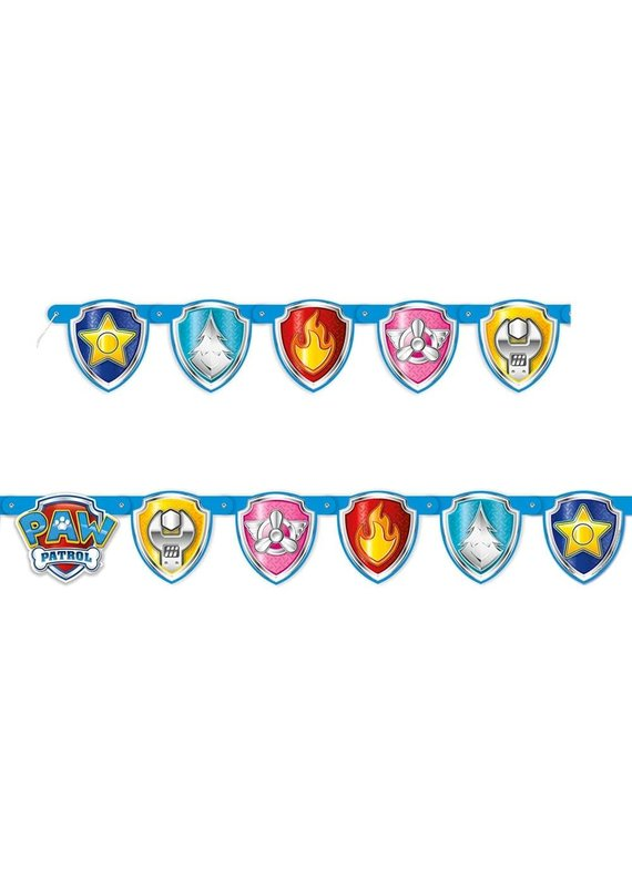 *****Paw Patrol Jointed Banner 5ft