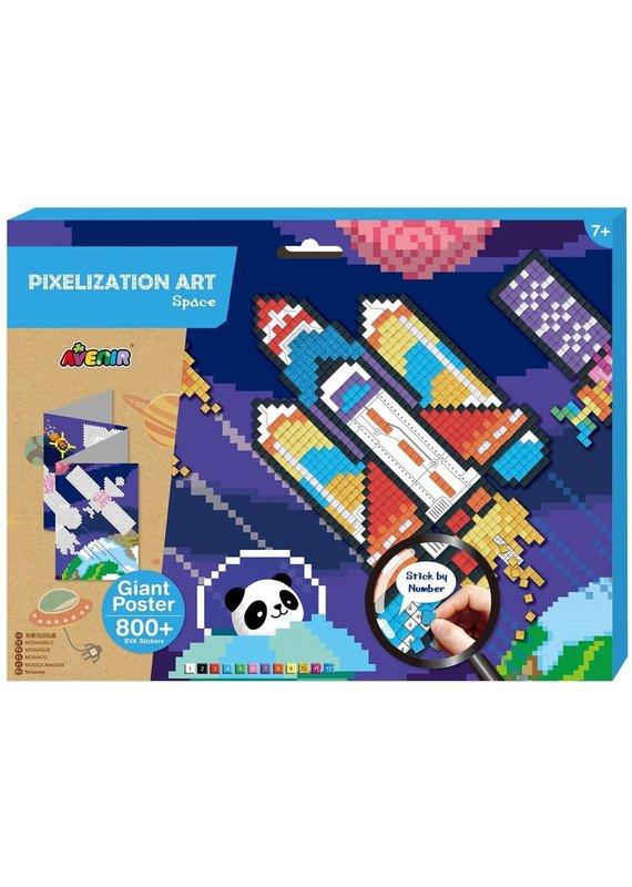 DAM ***Pixelation Art Space