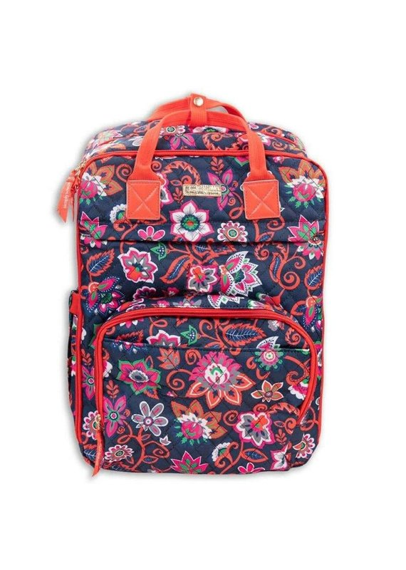 ****Simply Southern Floral Backpack