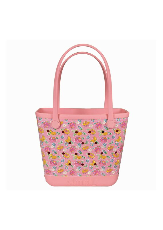 ****Simply Southern Simply Tote Small Peach Bag