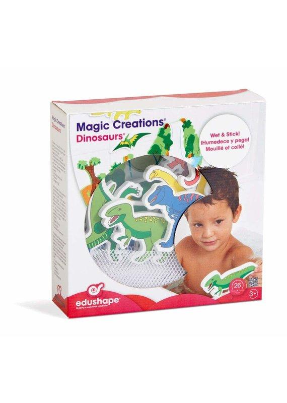 EDUSHAPE ***Magic Creations Dinosaurs