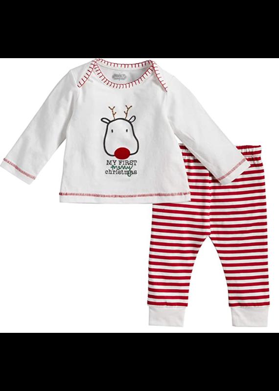 ****Baby's First Christmas PJ Set (2pc)