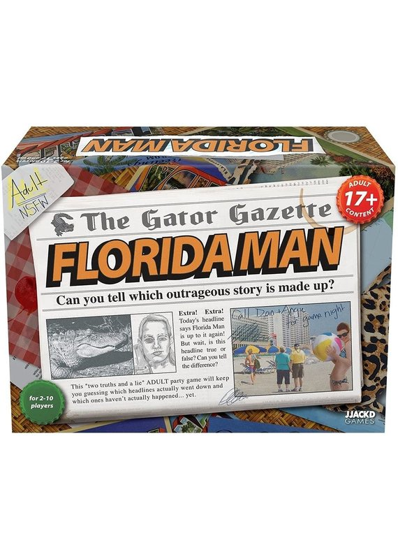 Ultra Pro *****The Florida Man Game