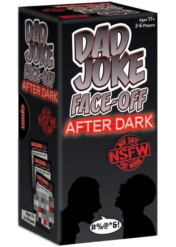 Ultra Pro ****Dad Jokes After Dark