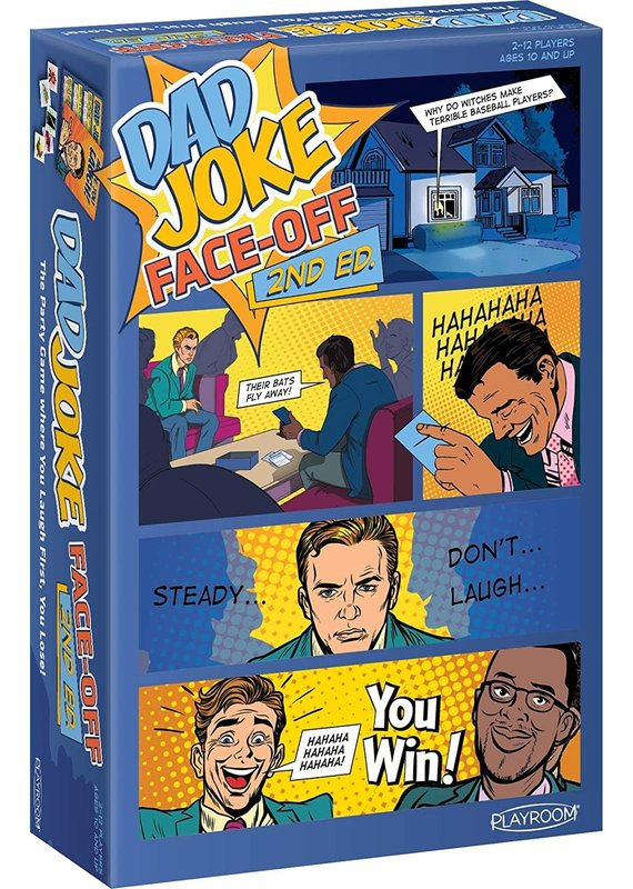 Ultra Pro ****Dad Joke Face-Off 2nd Edition