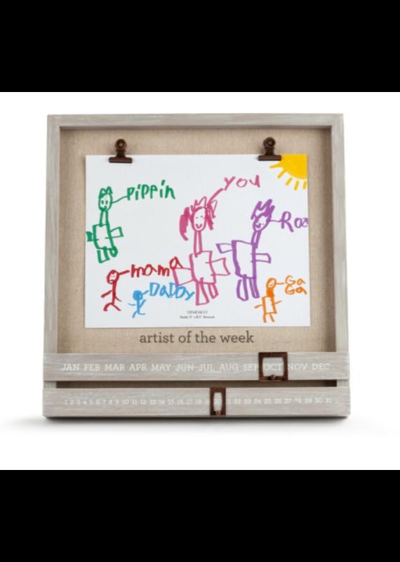 ****Artist of the Week Frame