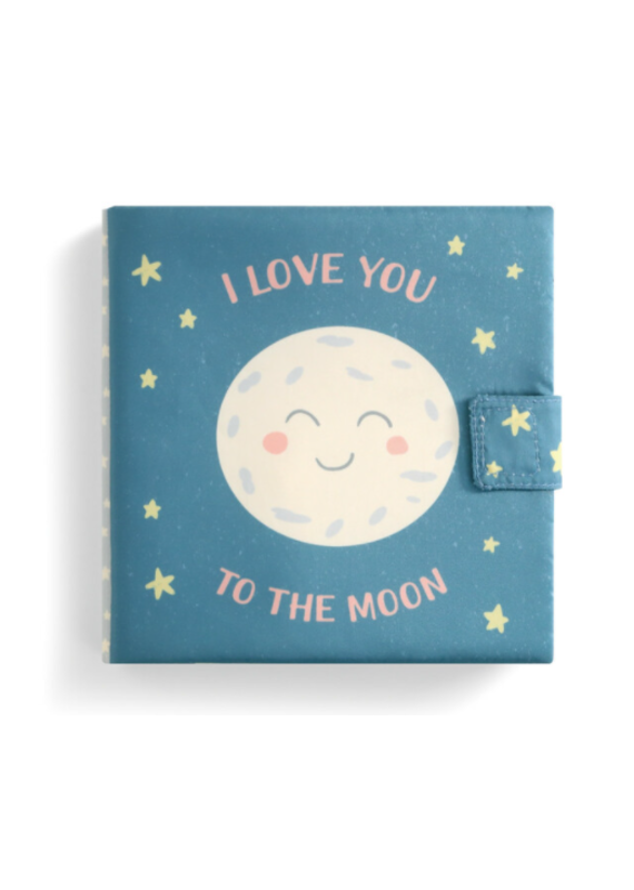 ****I Love You to the Moon Soft Book