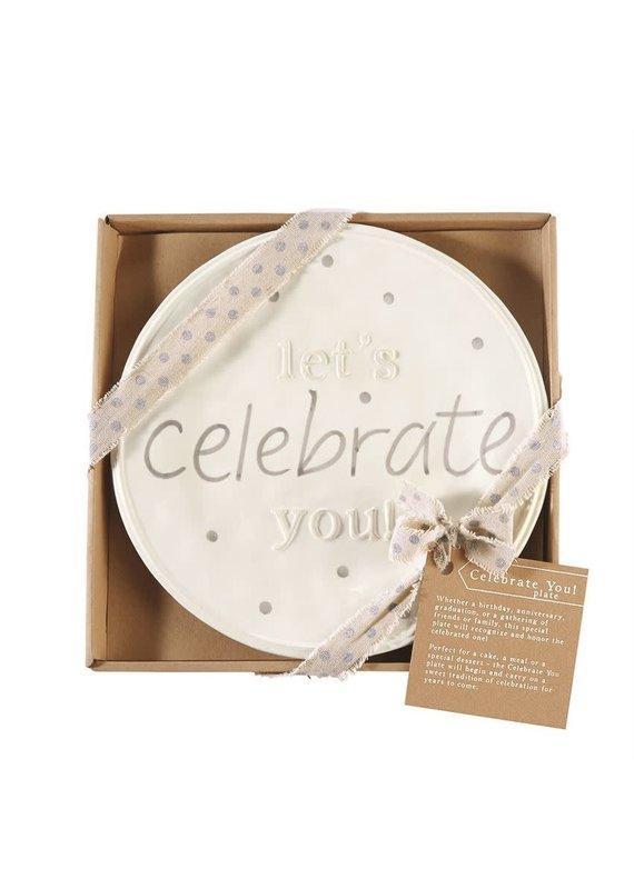 ****Celebrate YOU Plate