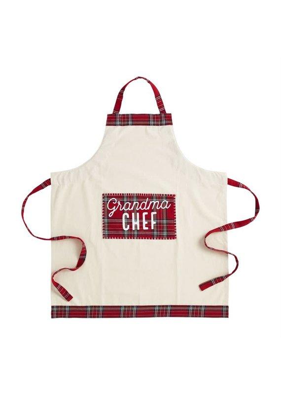 ****Grandma Chef Apron Set