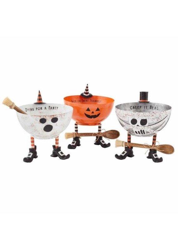 *****Halloween Dip/Candy Bowls