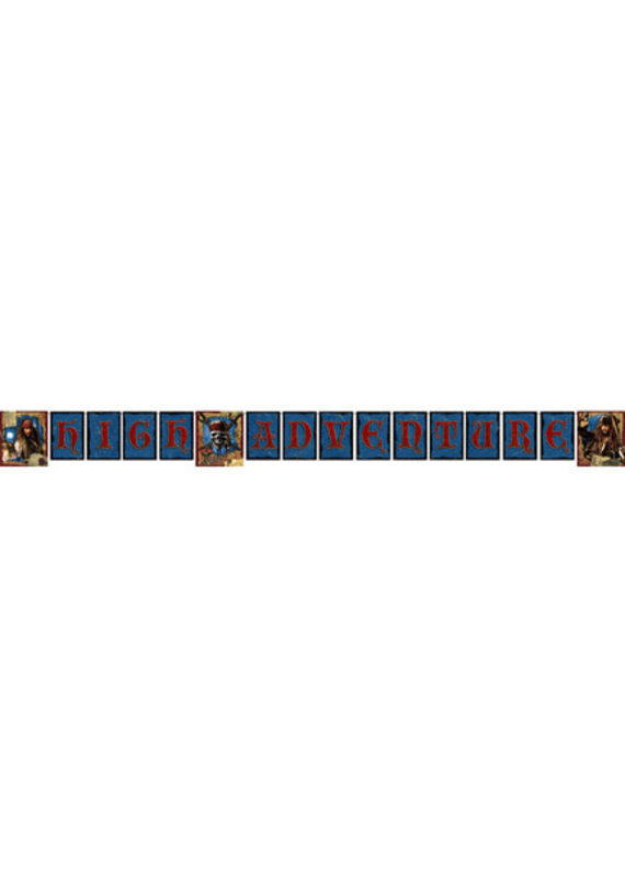 *****Pirates of the Caribbean Banner