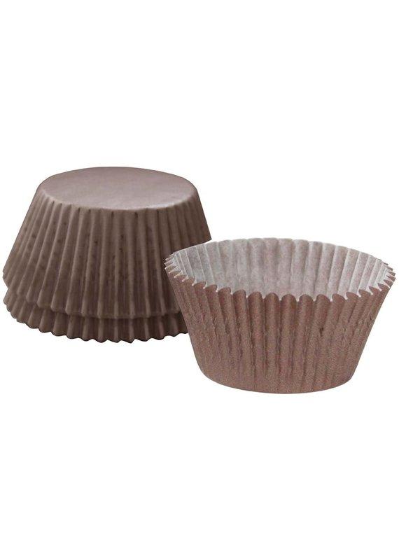 *****Chocolate Brown Cupcake Creations 32ct