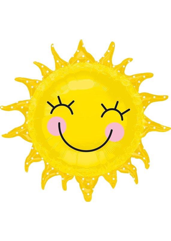"""*****Sunshine 29"""" Mylar Balloon"""