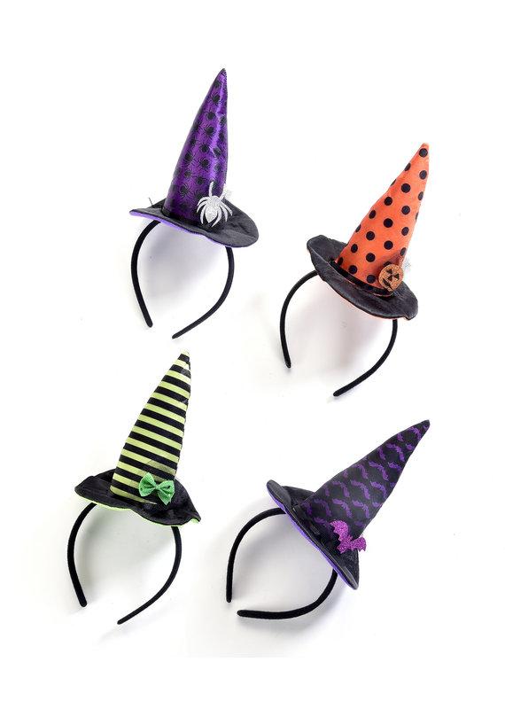 Gift Craft ****Witch Hat Headband