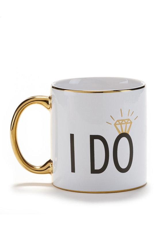 Gift Craft *****I Do Ceramic Jumbo Mug