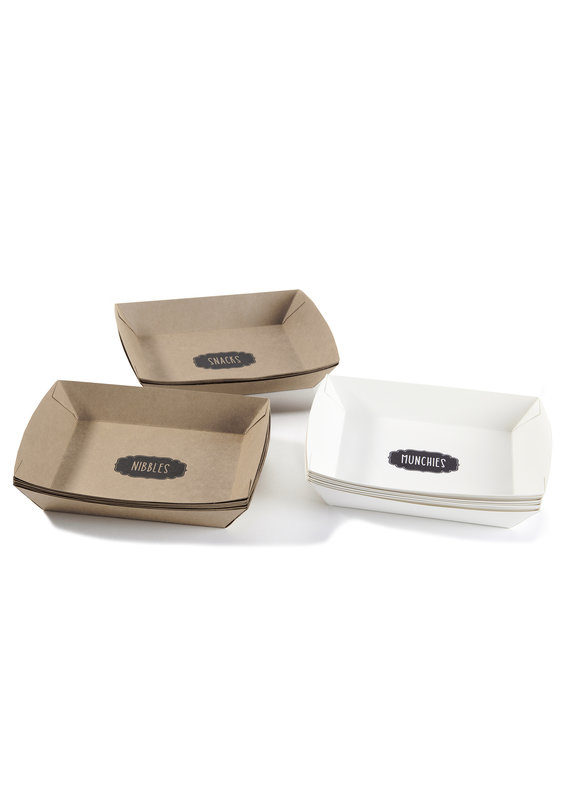 Gift Craft ****Paper Party Trays