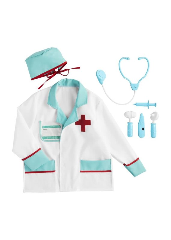 ****Child's Role Play Doctor Dress Up Set