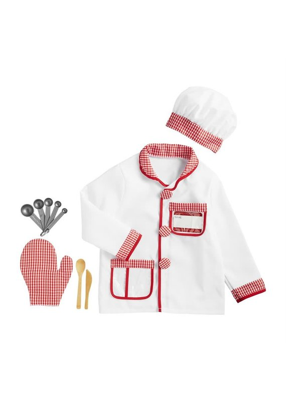 ****Child's Role Play Chef Dress Up Set