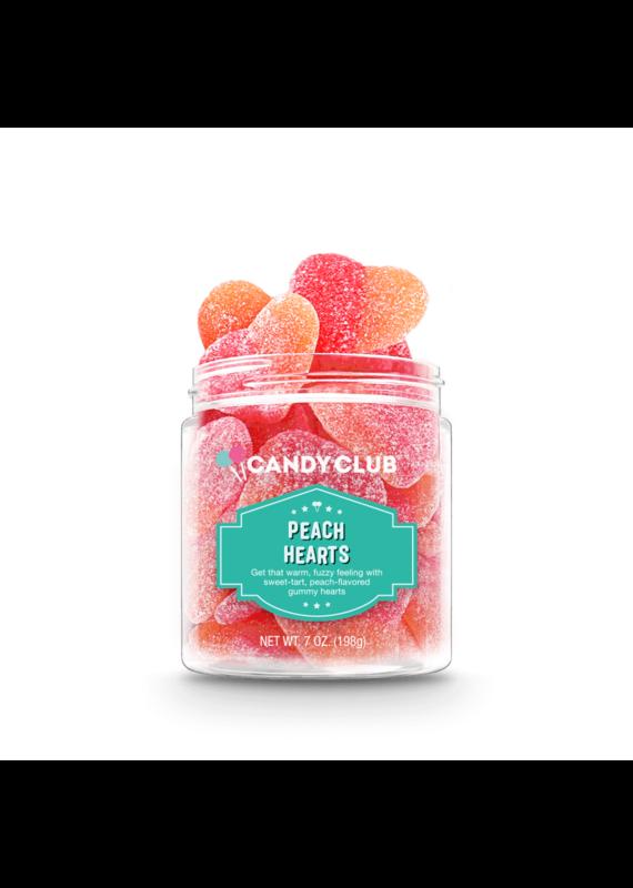 Candy Club *****Candy Club Peach Hearts