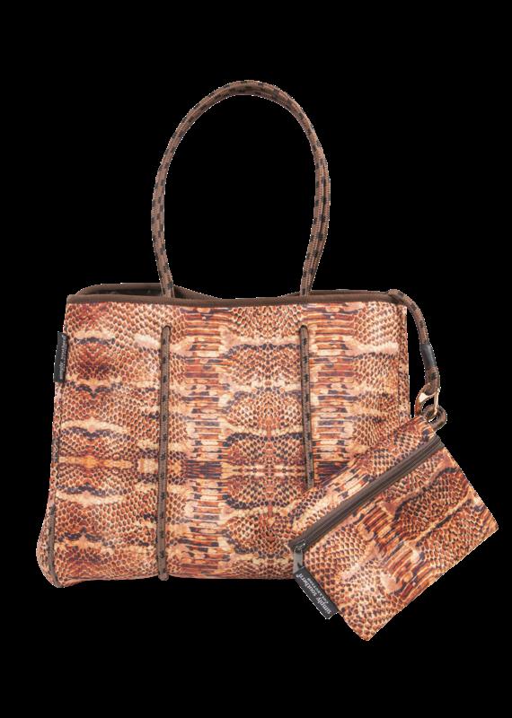 *****Simply Southern Neoprene Snake Bag