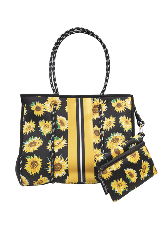 *****Simply Southern Neoprene Sunflower Bag