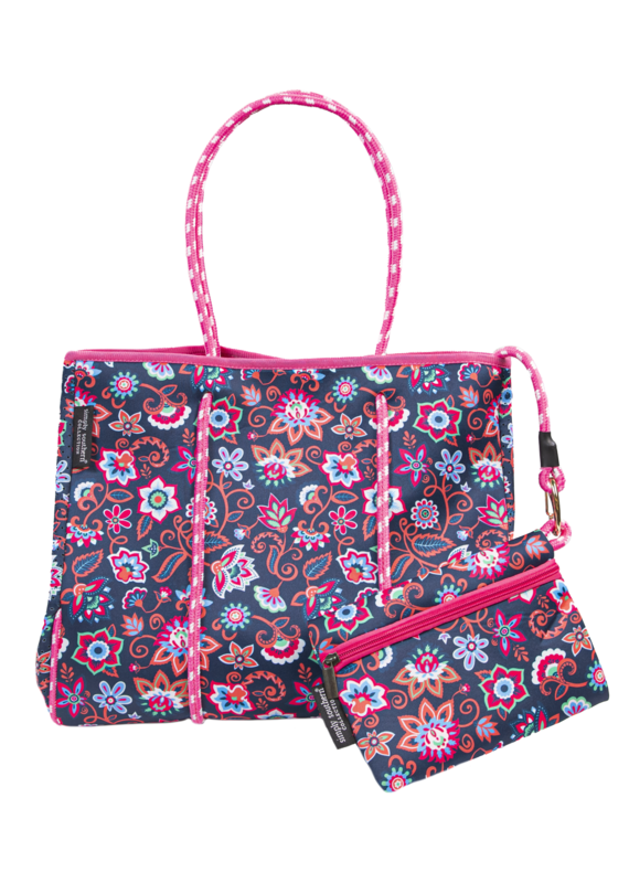 ******Simply Southern Neoprene Floral Bag