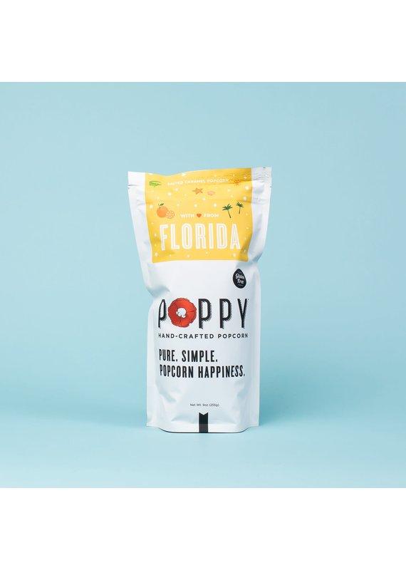 Poppy Handcrafted Popcorn *****Poppy Popcorn Florida Market Bag
