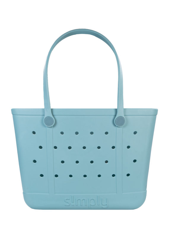 *****Simply Southern Simply Tote Large Sky