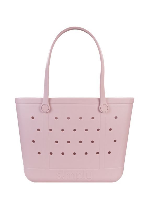 *****Simply Southern Simply Tote Large Blush