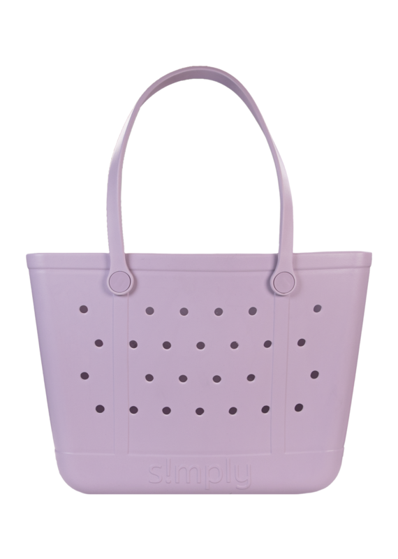 *****Simply Southern Simply Tote Large Lilac