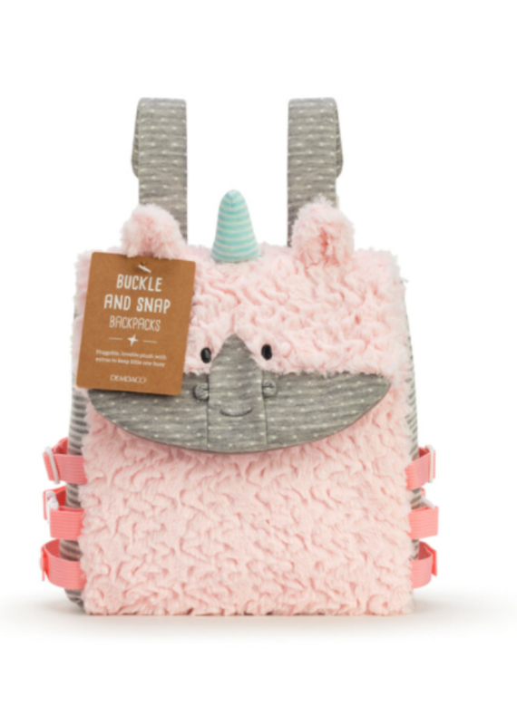 *****Buckle and Snap Backpack  Unicorn