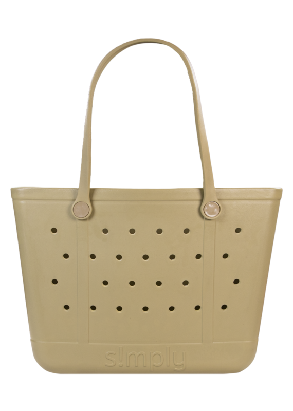 *****Simply Southern Simply Tote Large Sepia