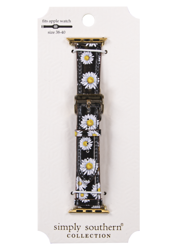 *****Simply Southern Daisy Apple Watchband