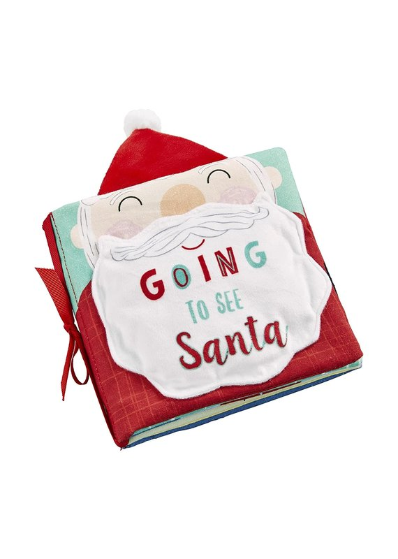 *****Going to See Santa Soft Book