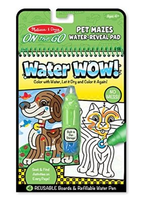 ***Water Wow! Pet Mazes