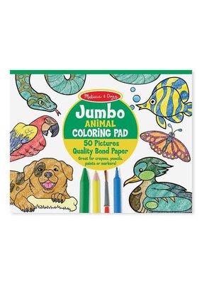 ***Jumbo Coloring Pad Animal