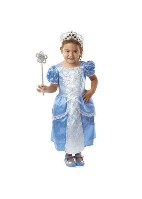 ***Role Play Costume Royal Princess