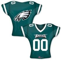 ***Philadelphia Eagles Jersey Shape Mylar Balloon