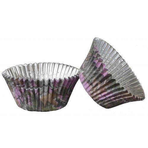 Pink Camo Cupcake Cups