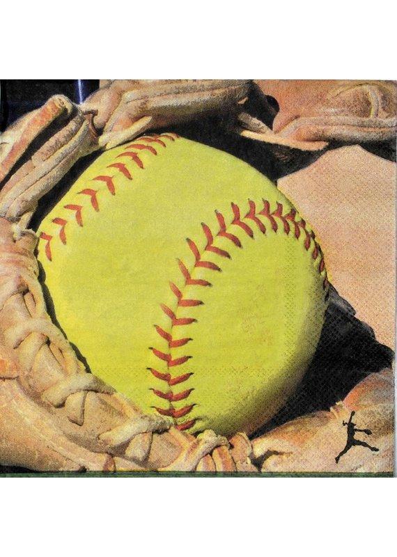 ***Softball Lunch Napkins