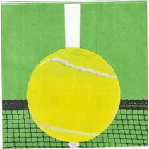 ***Tennis Party Beverage Napkins 16ct