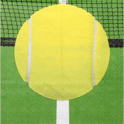 *Tennis Party Lunch Napkins 16ct