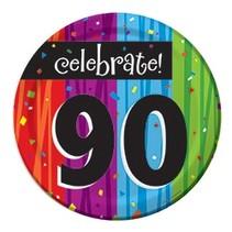 "***Milestone 90 Dessert 7"" Plates"