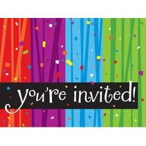 ***Milestone Invitations 8ct