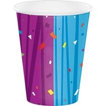*Milestone 12oz Cups 8ct