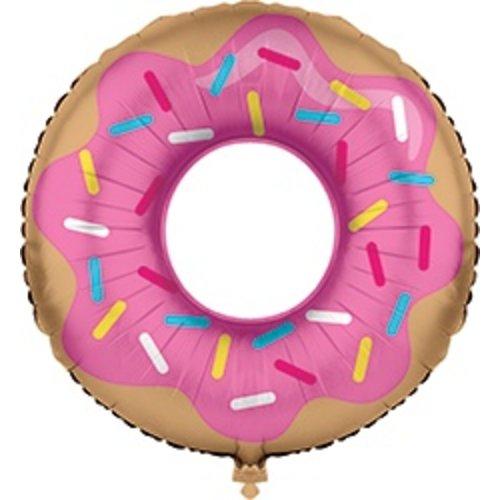 """*Donut Time 30"""" Mylar Balloon"""