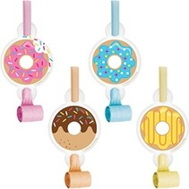 ***Donut Time Blowouts 8ct