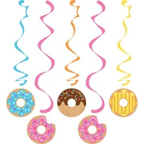 *Donut Time Dizzy Danglers 5ct